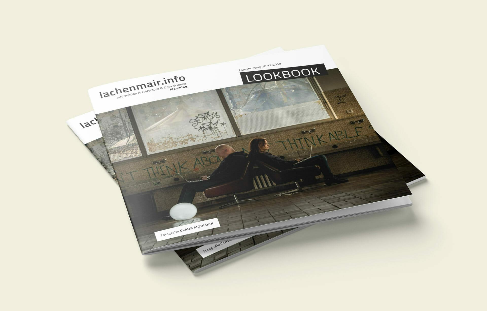 Shooting-Lookbook (Titel) für lachenmair.info