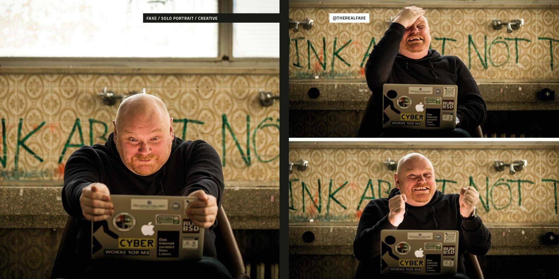 Shooting-Lookbook (Innenseite 3) für lachenmair.info
