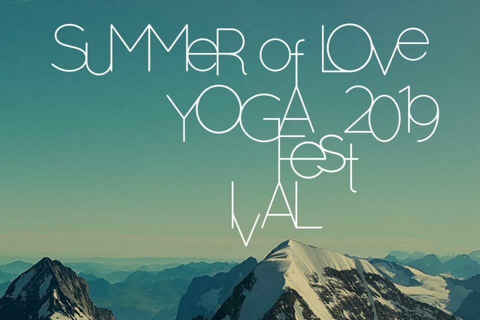 Summer of Love Yogafestival Preview